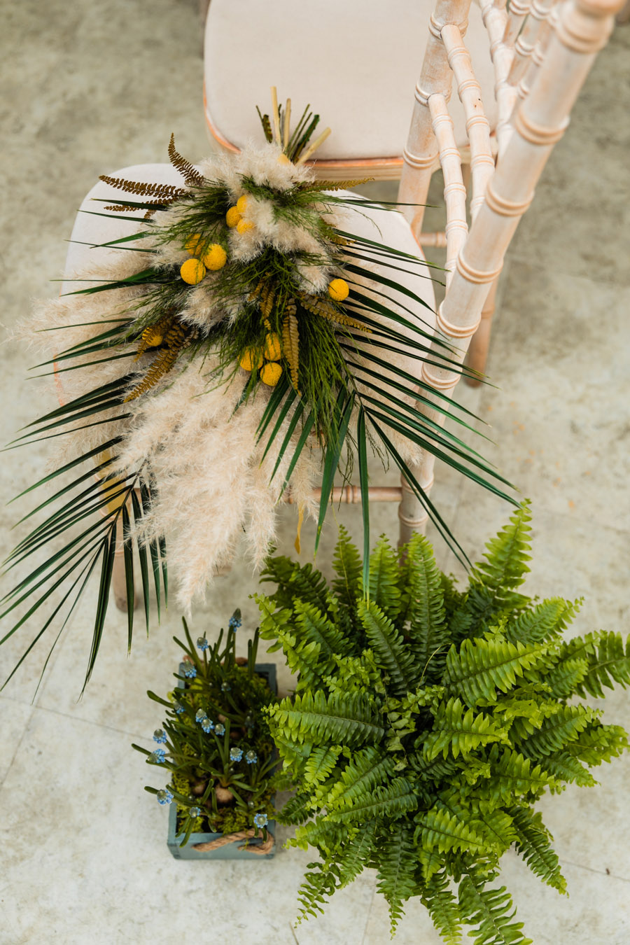 Sustainably stunning - eco wedding inspiration from Hayne House and Green Union (51)