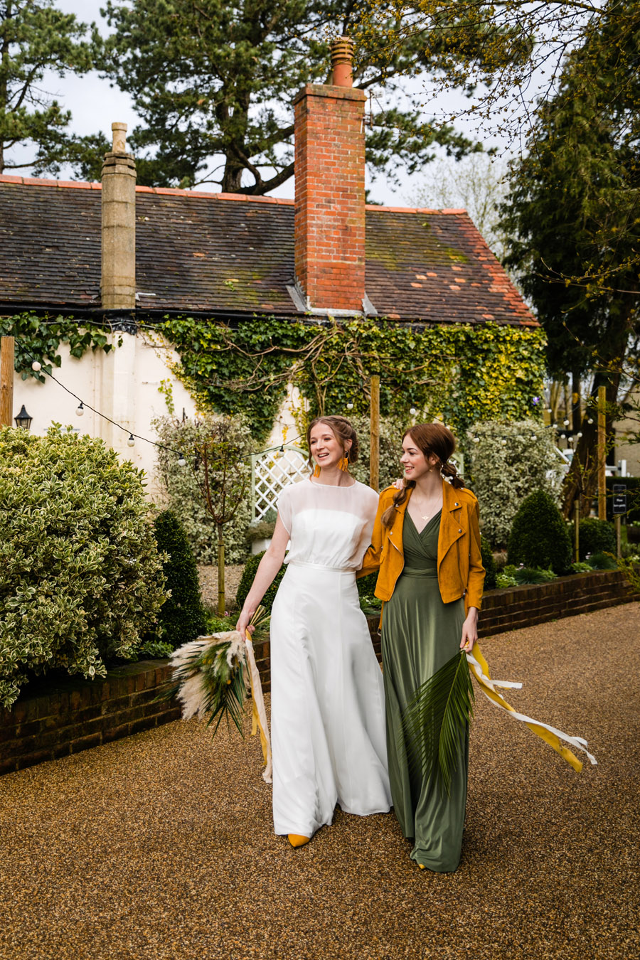 Sustainably stunning - eco wedding inspiration from Hayne House and Green Union (1)