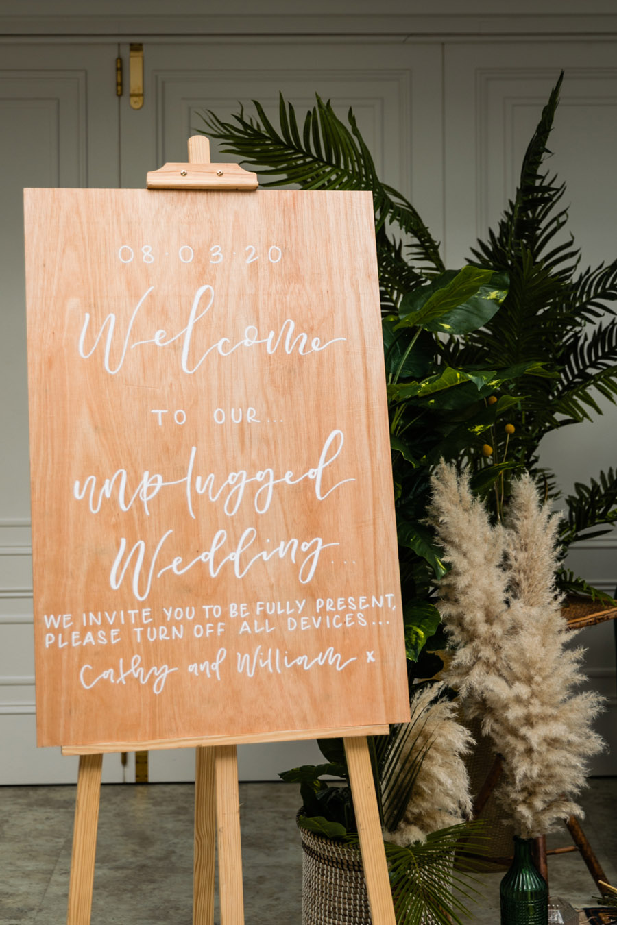 Sustainably stunning - eco wedding inspiration from Hayne House and Green Union (52)