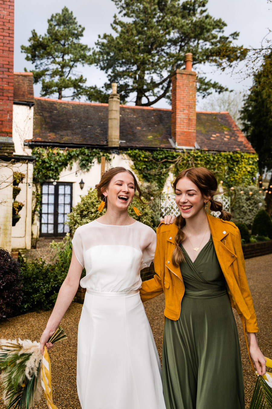 Sustainably stunning - eco wedding inspiration from Hayne House and Green Union (2)