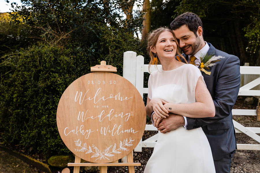 Sustainably stunning - eco wedding inspiration from Hayne House and Green Union (53)