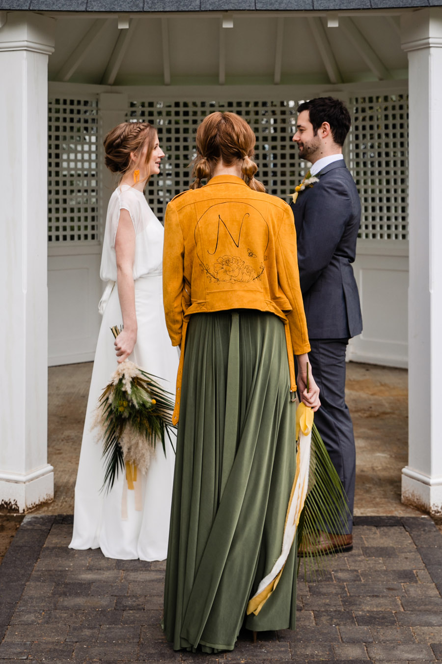 Sustainably stunning - eco wedding inspiration from Hayne House and Green Union (13)