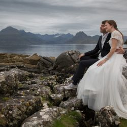 Breathe in the big open skies and elope to the Isle of Skye