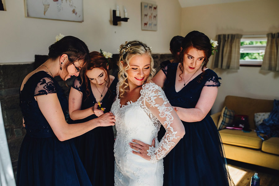 Lexi & Chris's joyful festival wedding, with JS Coates Photography (8)