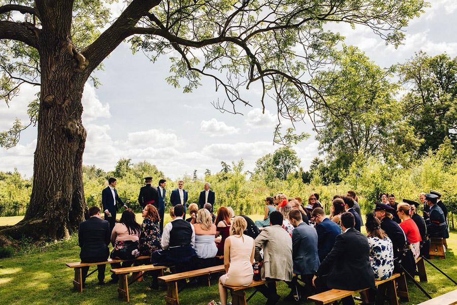 Lexi & Chris's joyful festival wedding, with JS Coates Photography (10)