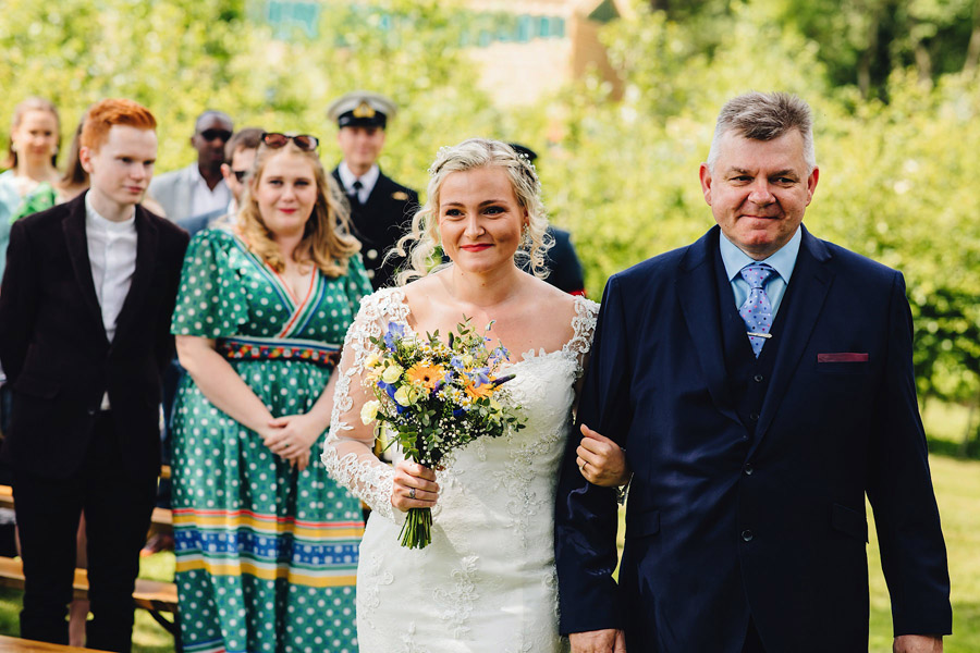 Lexi & Chris's joyful festival wedding, with JS Coates Photography (13)