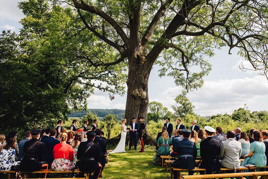 Lexi & Chris's joyful festival wedding, with JS Coates Photography (14)