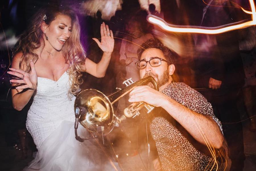 Jam Hot live at a wedding in Tuscany Italy by Tell Your Story Photography