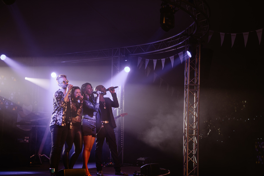 Jam Hot live at a wedding in Oxfordshire by Jono Symonds