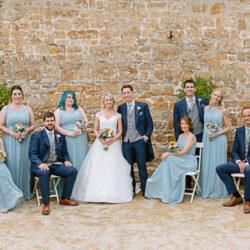Katie & Jonathan's elegant rustic Unitarian Chapel wedding, with Jennifer Jane Photography
