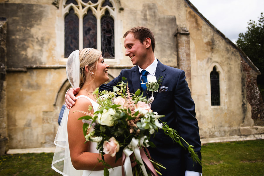 Lottie & Callum's timelessly beautiful wedding at Sopley Lake, with Robin Goodlad Photography (24)