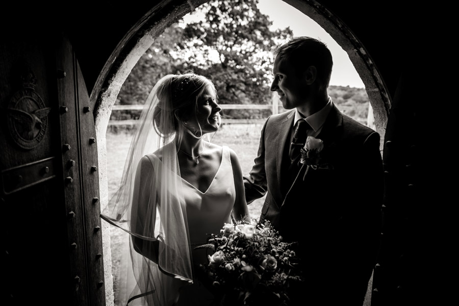 Lottie & Callum's timelessly beautiful wedding at Sopley Lake, with Robin Goodlad Photography (25)