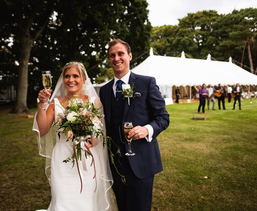 Lottie & Callum's timelessly beautiful wedding at Sopley Lake, with Robin Goodlad Photography (28)