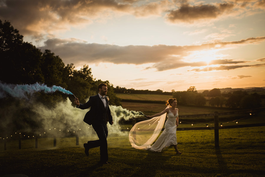 Lucy & James's alternative Axnoller wedding, with Robin Goodlad Photography (39)