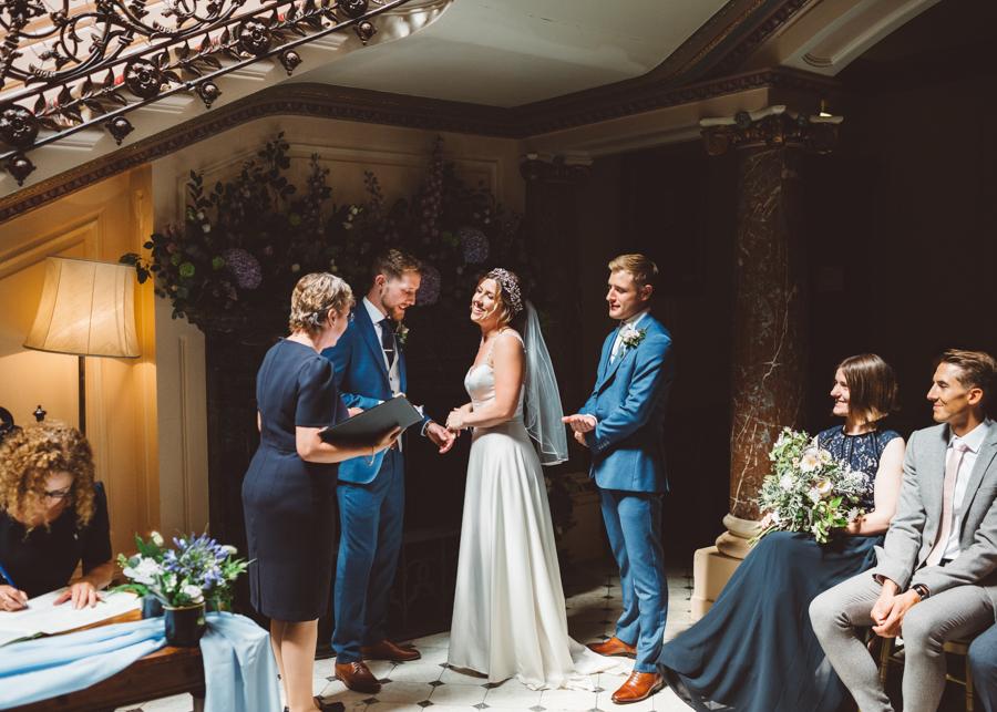 Sarah & Kevin's Mount Ephraim Gardens wedding with Hollie Carlin Photography (19)