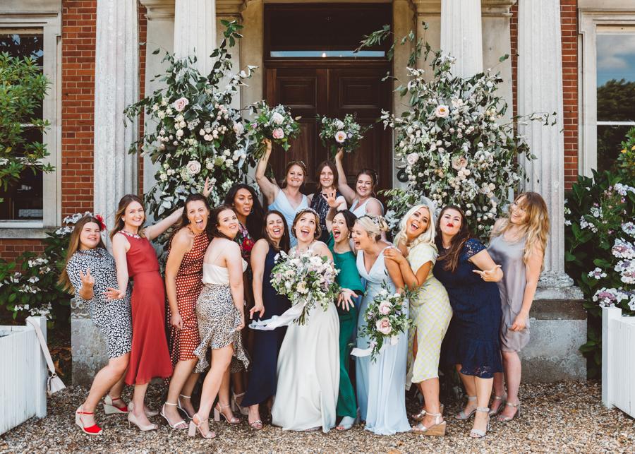 Sarah & Kevin's Mount Ephraim Gardens wedding with Hollie Carlin Photography (33)