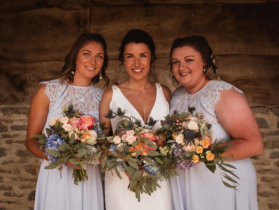 Nicola & Michael's beautiful barn wedding at Stockbridge Farm, with Robin Goodlad Photography (23)