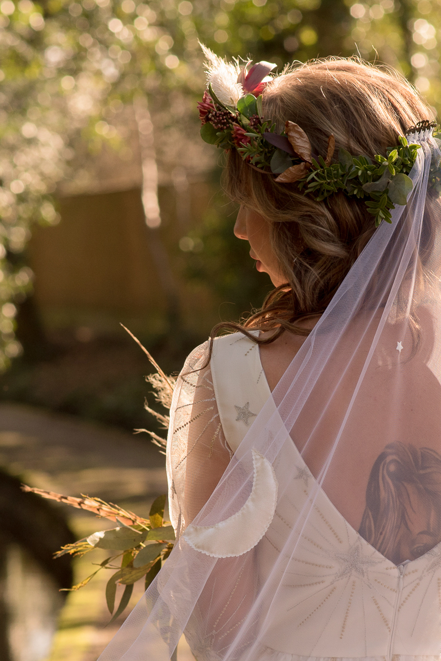 See you at Sunset - a warm autumnal wedding photoshoot with Nicola Belson Photography (7)