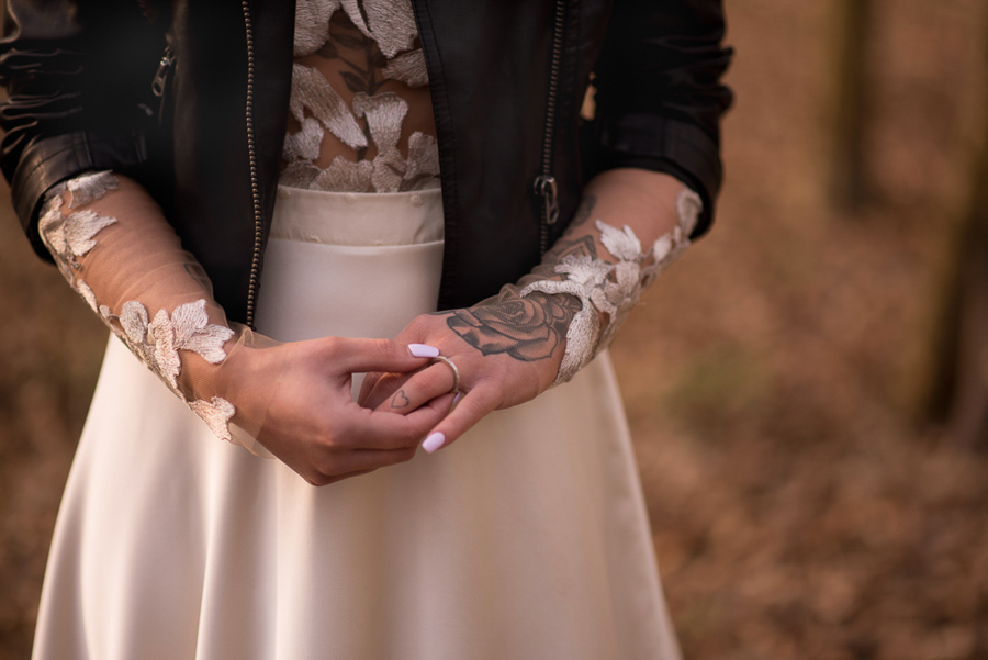 See you at Sunset - a warm autumnal wedding photoshoot with Nicola Belson Photography (10)