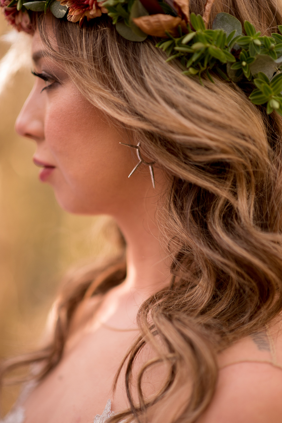 See you at Sunset - a warm autumnal wedding photoshoot with Nicola Belson Photography (17)