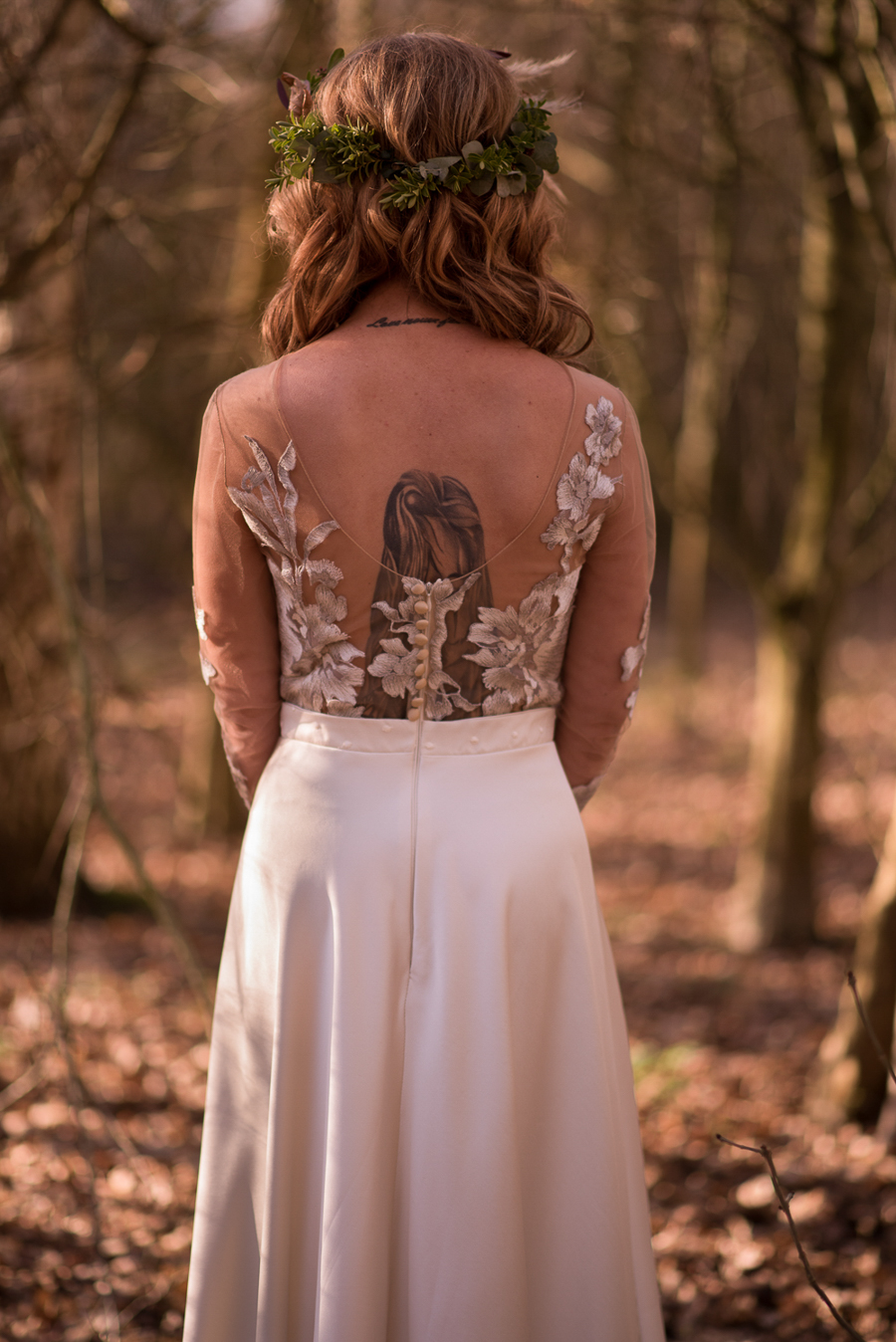See you at Sunset - a warm autumnal wedding photoshoot with Nicola Belson Photography (22)