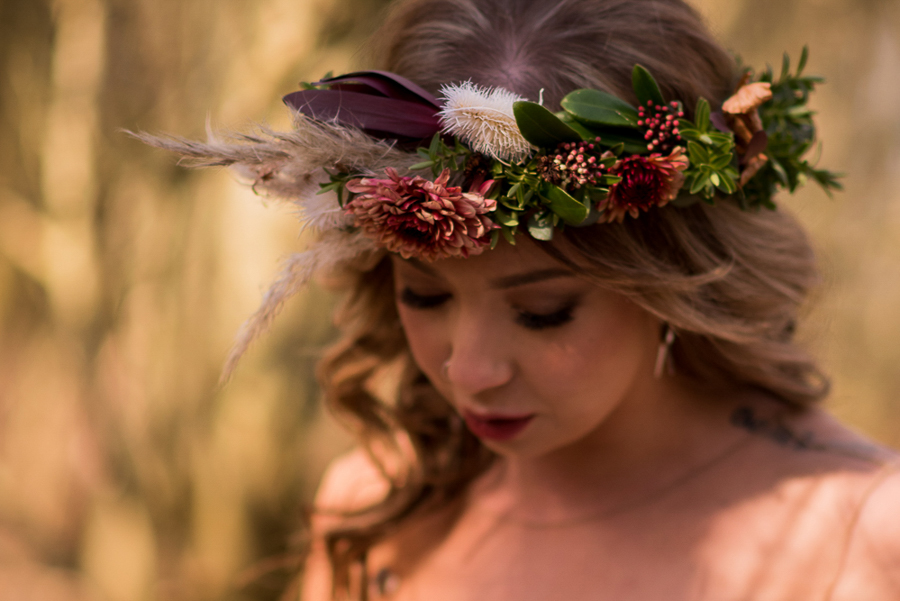 See you at Sunset - a warm autumnal wedding photoshoot with Nicola Belson Photography (24)