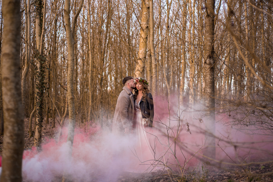See you at Sunset - a warm autumnal wedding photoshoot with Nicola Belson Photography (26)