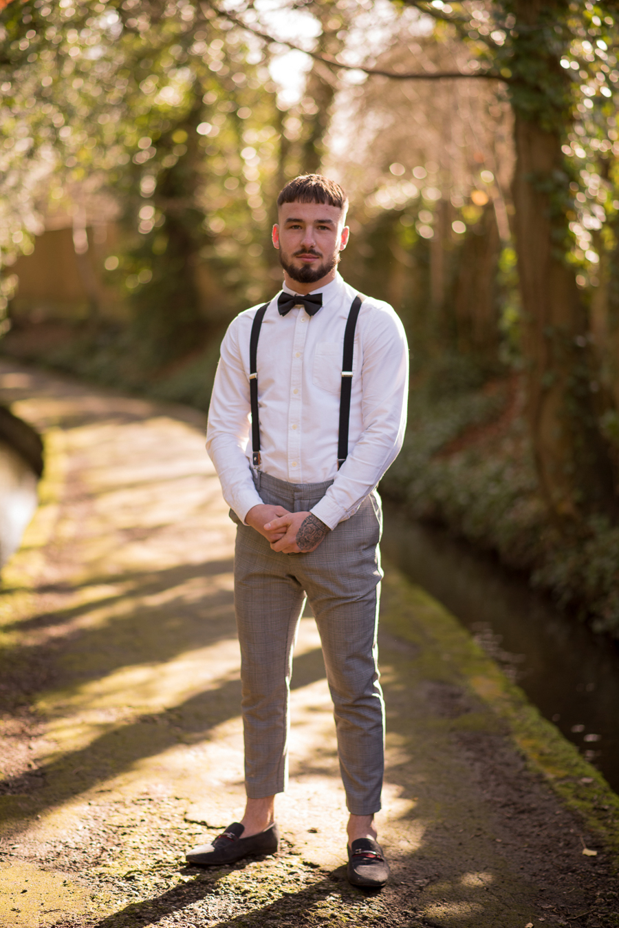 See you at Sunset - a warm autumnal wedding photoshoot with Nicola Belson Photography (5)