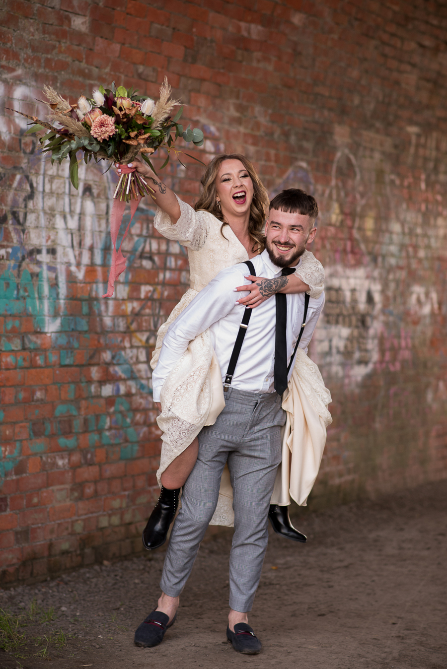 See you at Sunset - a warm autumnal wedding photoshoot with Nicola Belson Photography (41)