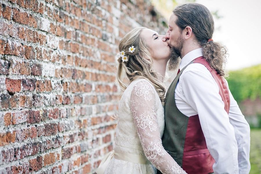 Real Wedding at Secret Garden, Ashford by Howling Basset