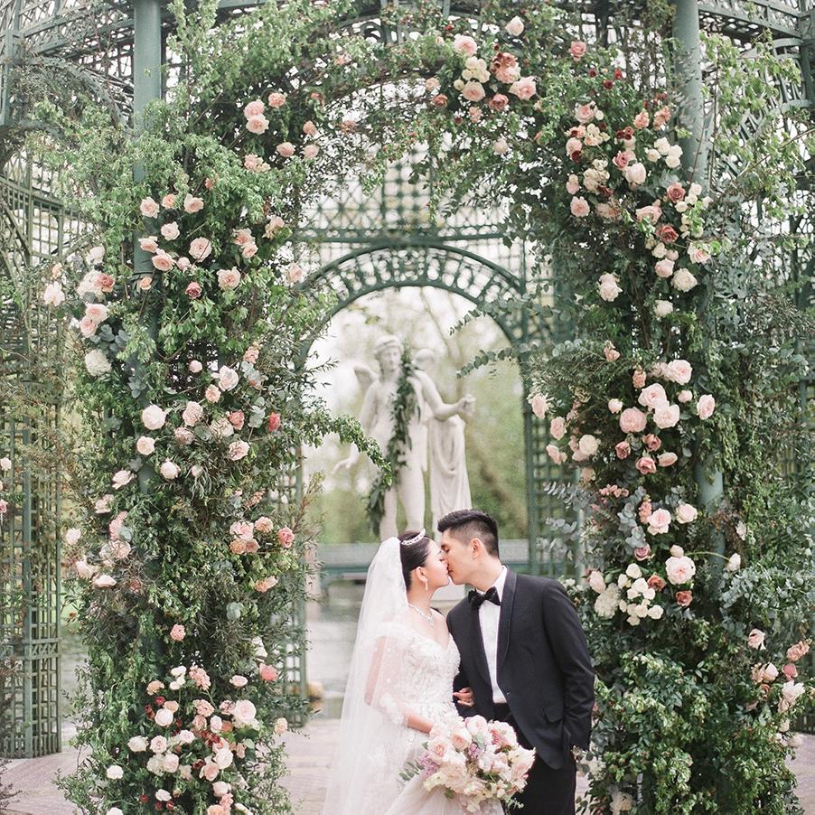 Luxury wedding planners Scarlet Events
