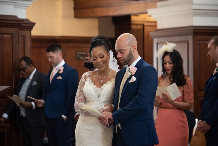 Chantel & Andrew's chic, modern and timeless wedding at Devonshire Terrace, with Carla Thomas Photography (19)
