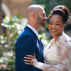 Chantel & Andrew's chic, modern and timeless wedding at Devonshire Terrace, with Carla Thomas Photography