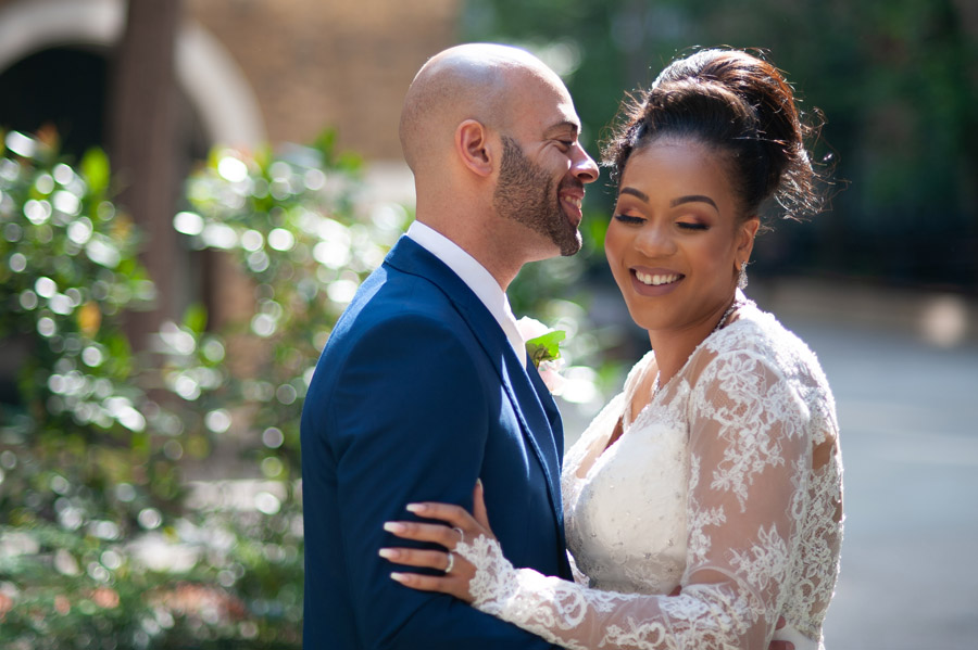 Chantel & Andrew's chic, modern and timeless wedding at Devonshire Terrace, with Carla Thomas Photography (31)