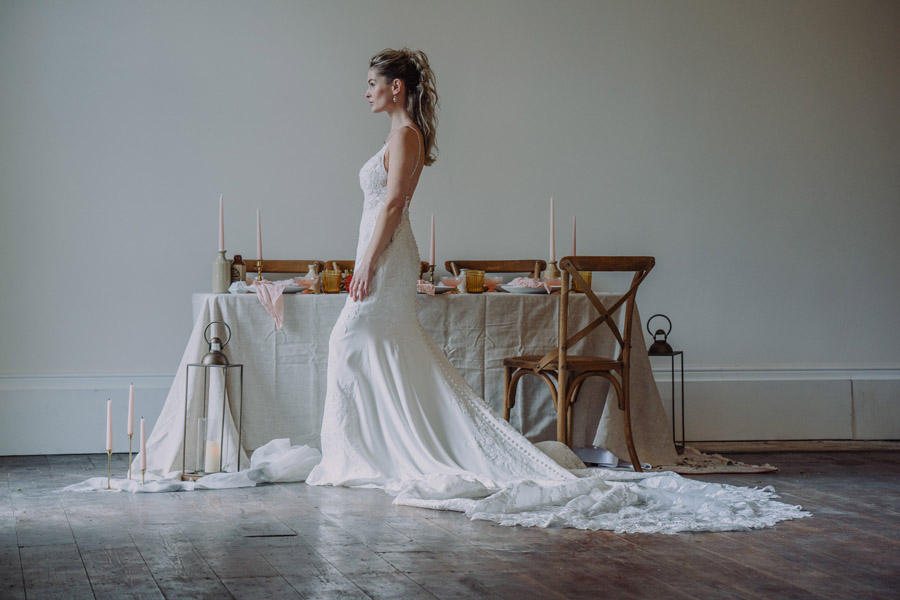 Moreton House Styled Shoot in North Devon, images by Anthony Lyons Special Day Wedding Photos (29)