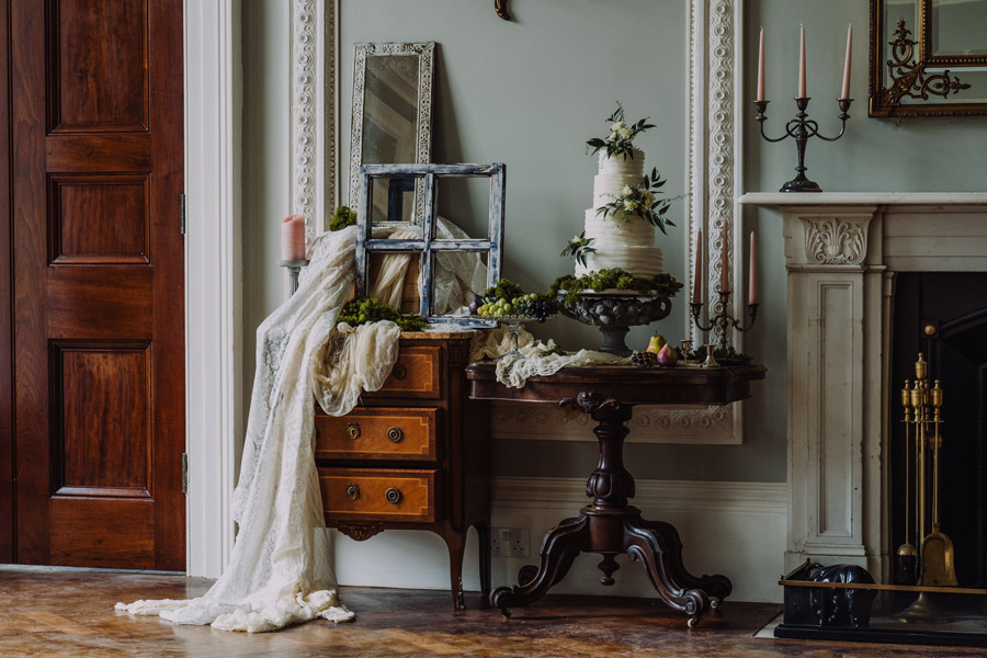 Moreton House Styled Shoot in North Devon, images by Anthony Lyons Special Day Wedding Photos (3)