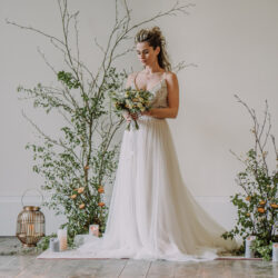 Moreton House Styled Shoot in North Devon
