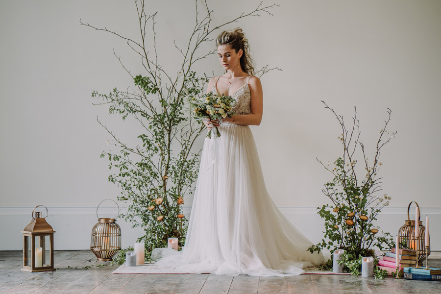 Moreton House Styled Shoot in North Devon, images by Anthony Lyons Special Day Wedding Photos (17)