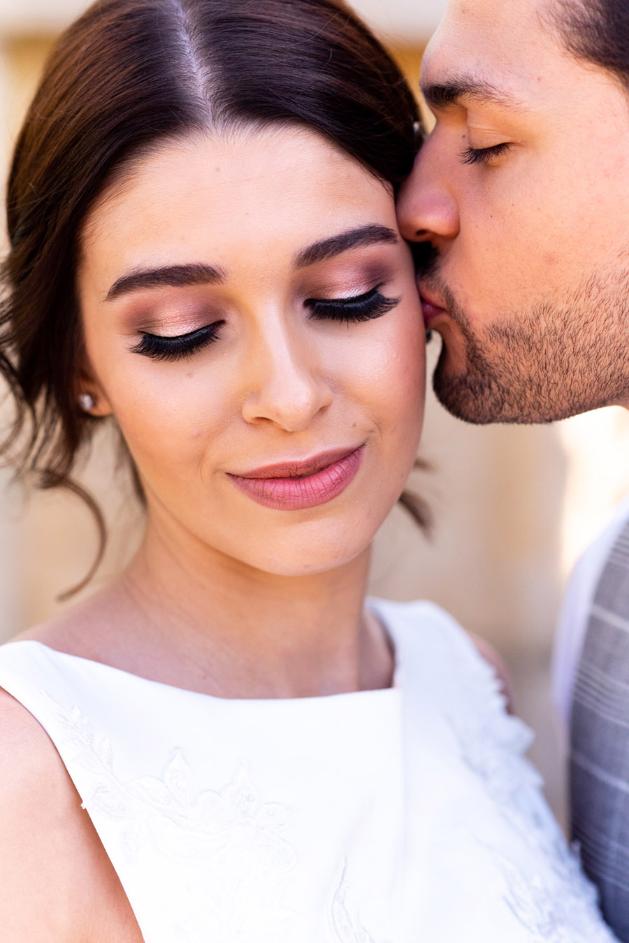 Beautiful olive grove and terracotta wedding style from the Algarve, with Pudding & Plum Photography (34)