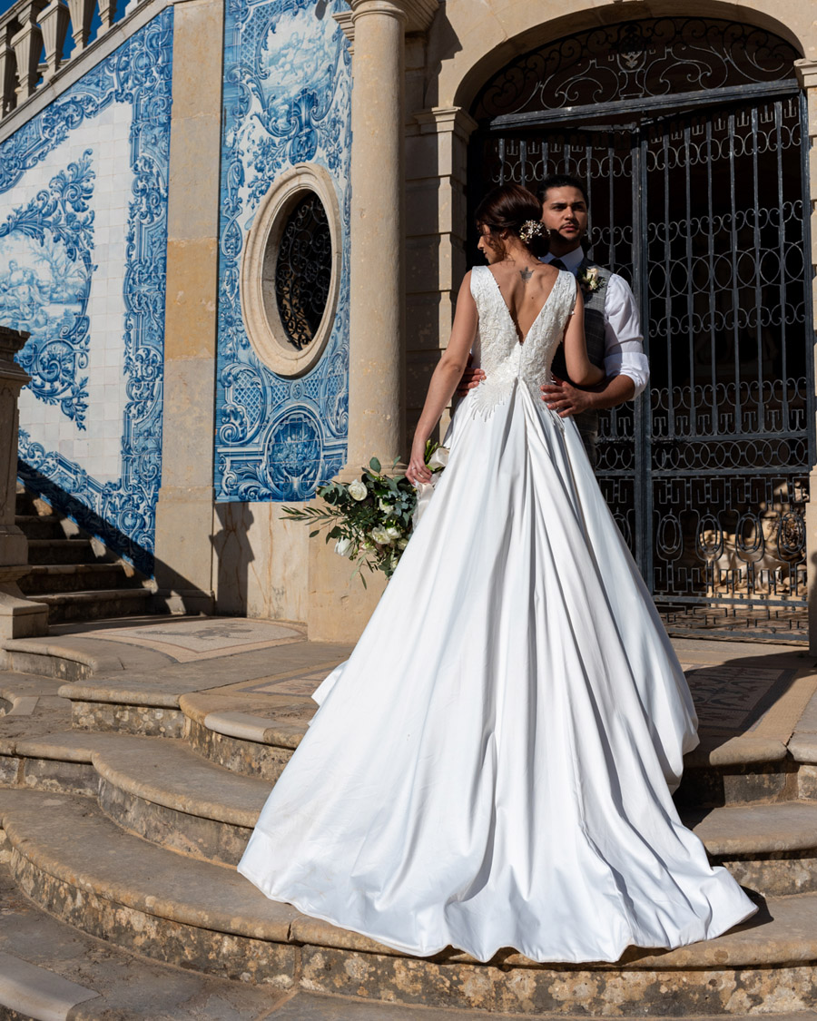 Beautiful olive grove and terracotta wedding style from the Algarve, with Pudding & Plum Photography (38)