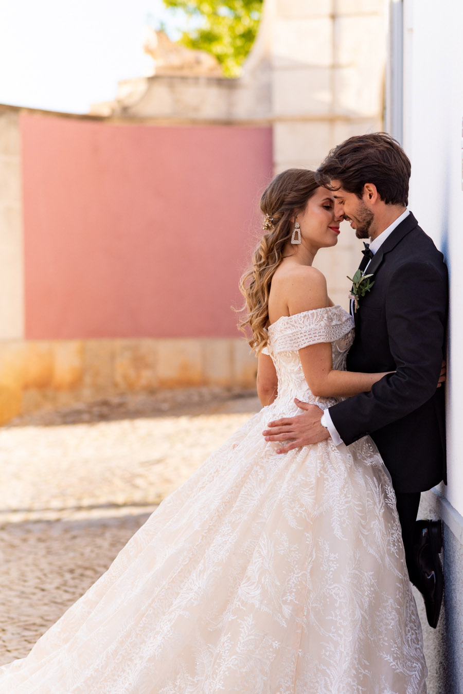 Beautiful olive grove and terracotta wedding style from the Algarve, with Pudding & Plum Photography (41)