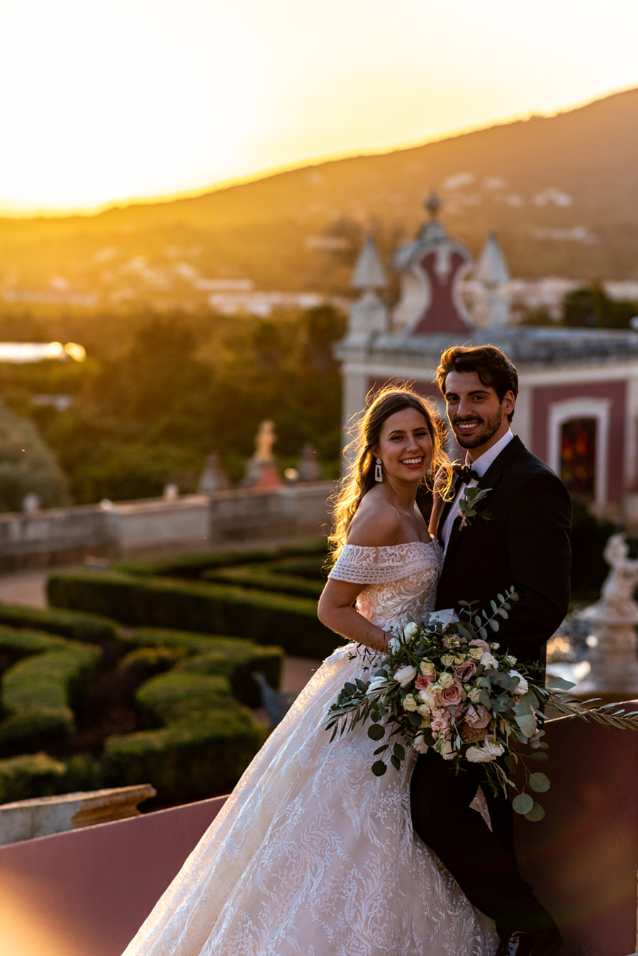 Beautiful olive grove and terracotta wedding style from the Algarve, with Pudding & Plum Photography (47)