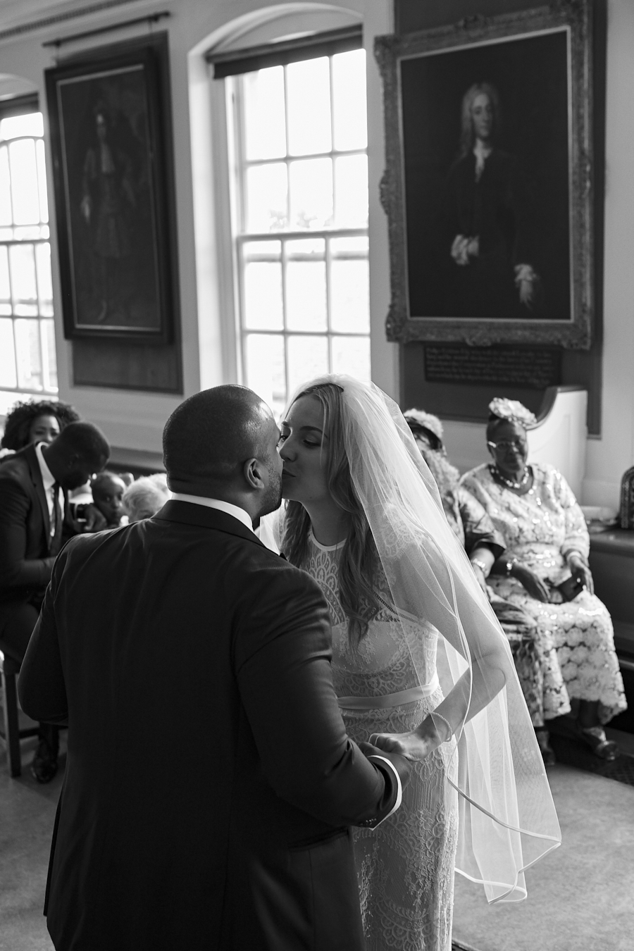 Sarah & Sansui's classic and timeless wedding in Rye, with Morris Mully Photography (21)