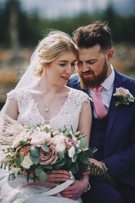 Caitlin & Daniel's beautiful vintage wedding in Harrogate, with Bethany Clarke Wedding Photography (16)