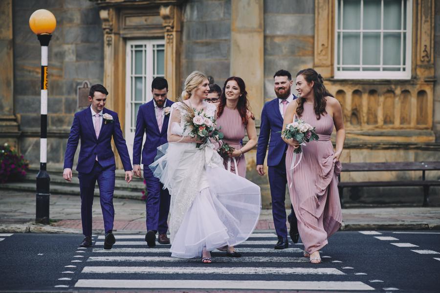 Caitlin & Daniel's beautiful vintage wedding in Harrogate, with Bethany Clarke Wedding Photography (10)