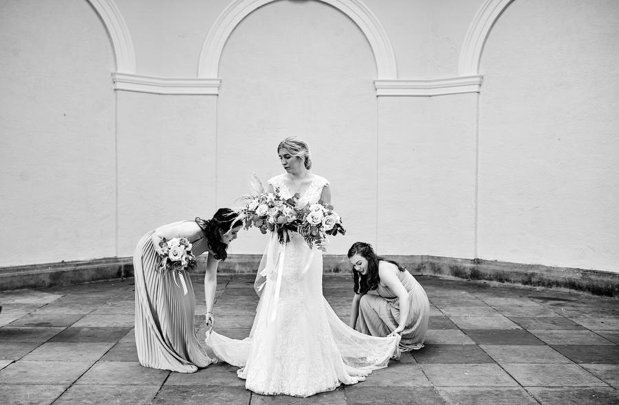 Caitlin & Daniel's beautiful vintage wedding in Harrogate, with Bethany Clarke Wedding Photography (9)