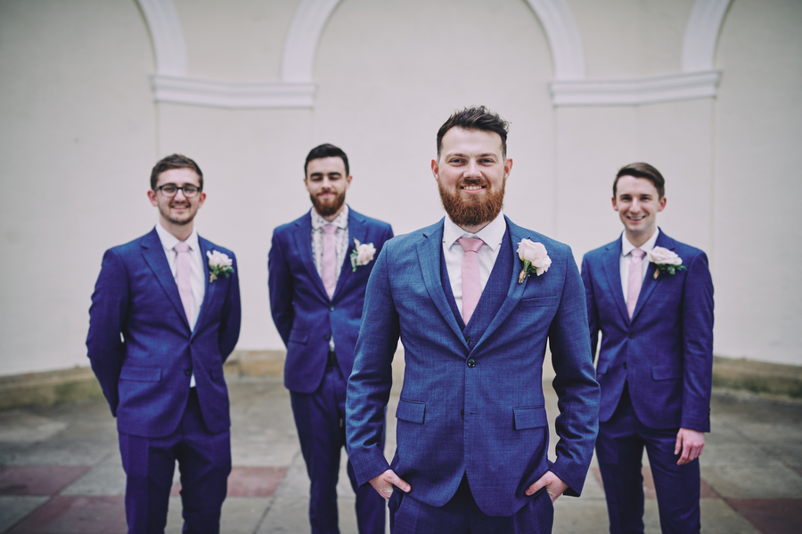 Caitlin & Daniel's beautiful vintage wedding in Harrogate, with Bethany Clarke Wedding Photography (7)