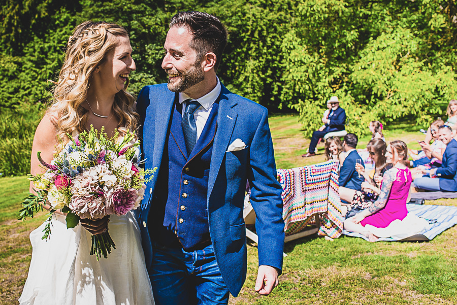 Beth and Jez's insanely beautiful, creative & DIY wedding, with Damien Vickers Photography (10)