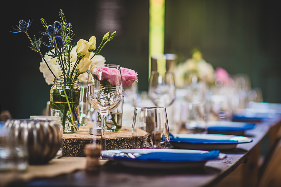 Beth and Jez's insanely beautiful, creative & DIY wedding, with Damien Vickers Photography (15)