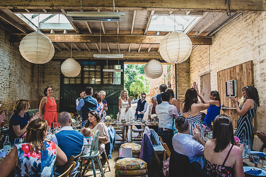 Beth and Jez's insanely beautiful, creative & DIY wedding, with Damien Vickers Photography (19)